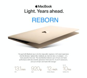 ARM MacBook Reborn